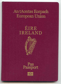 passport ireland